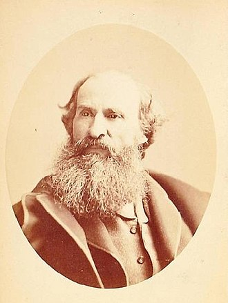 Hablot Knight Browne - Image: Phiz Sarony 1870s