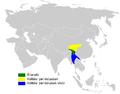 Phylloscopus forresti distribution map.png