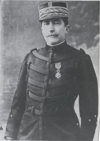 Georges Picquart - Georges Picquart in the uniform of General of Division