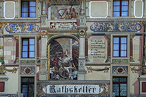 Ratskeller - The rathskeller in Olten, Switzerland