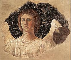 Piero, arezzo, Head of an Angel 03.jpg
