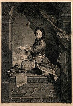 Pierre-Louis Maupertuis, also a native of Sain...