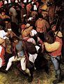 Pieter Bruegel the Elder - Wedding Dance in the Open Air (detail) - WGA03506.jpg