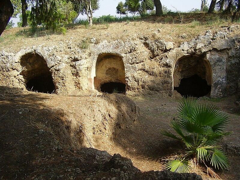 בית קברות שומרוני בכפר שמריהו