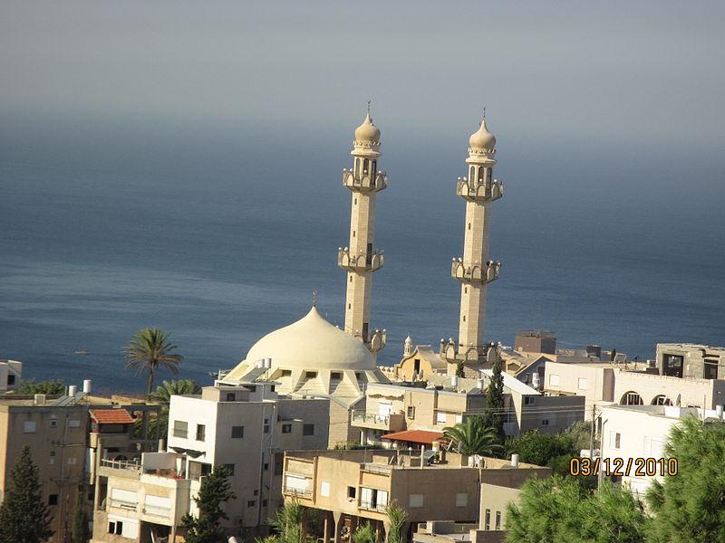 מסגד כבאביר בחיפה