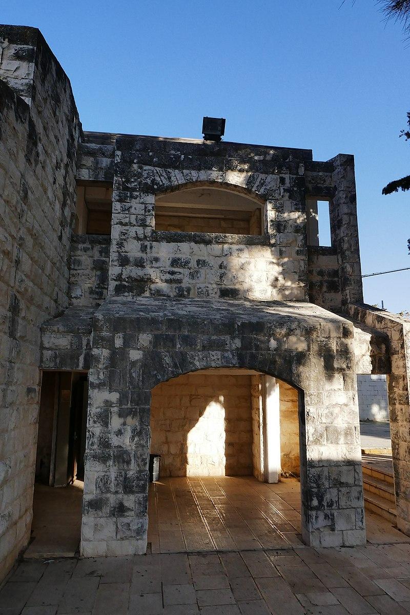 צפת העתיקה,הסראיה
