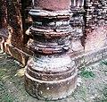 Pillar design, Goaldi mosque, Sonargaon, Narayanganj.jpg