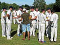 Pimlico Strollers CC v I Don't Like CC at Crouch End, London, England 1.jpg