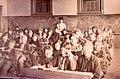Pinto Colvig, classroom group portrait (Jacksonville, Oregon School Kids 1890 - 1960) (number 540).jpg