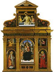 Retable de Santa Maria dei Fossi