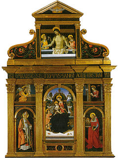 painting by Pinturicchio