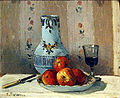 Pissarro - Still Life with Apples and Pitcher.JPG