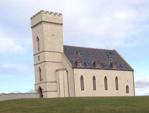 Pitfour estate - Pitfour Chapel in 2013, after modernisation