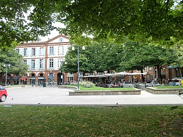 Hotel Luxe Toulouse Spa