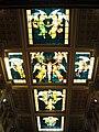 Plafond de l'église Sant'Anna al Laterano.JPG