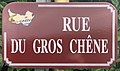 Plaque Rue Gros Chêne - Crottet (FR01) - 2020-07-06 - 1.jpg