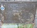 Plaque on War Memorial, Seal - geograph.org.uk - 1321489.jpg