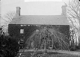 Plas Du, Llanarmon (Caern) home of John Owen (1564?-1628?)
