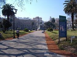 Downtown Santa Fe >> Plaza San Martín (Rosario) - Wikipedia