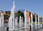 Plaza de Cesar Chavez 01
