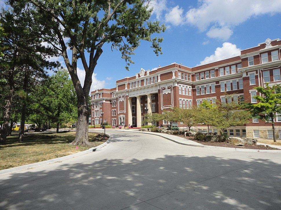 Plumb Administration Building