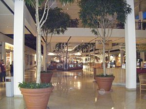 Plymouth Meeting Mall - First floor, looking from Macy's