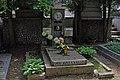 Podgórze New cemetery, grave of Józef Kałuża (Polish footballer), 13 Wapienna street, Kraków, Poland.JPG