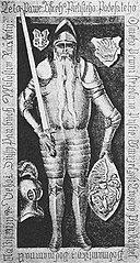 Epitaf Rafaela Podmanického