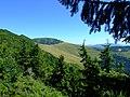 Poienile de Sub Munte, horské hřebeny Băiţa a okolí.jpg