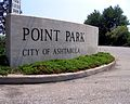 Point Park sign in Ashtabula.jpg