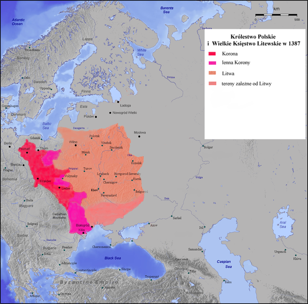 Датотека:Poland and Lithuania 1387.PNG