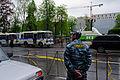 Police on Pushkin Square. (7162791402).jpg