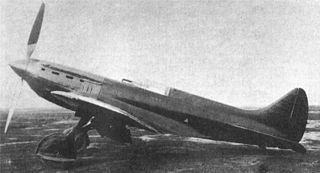 Polikarpov I-17 1937 fighter aircraft model by Polikarpov