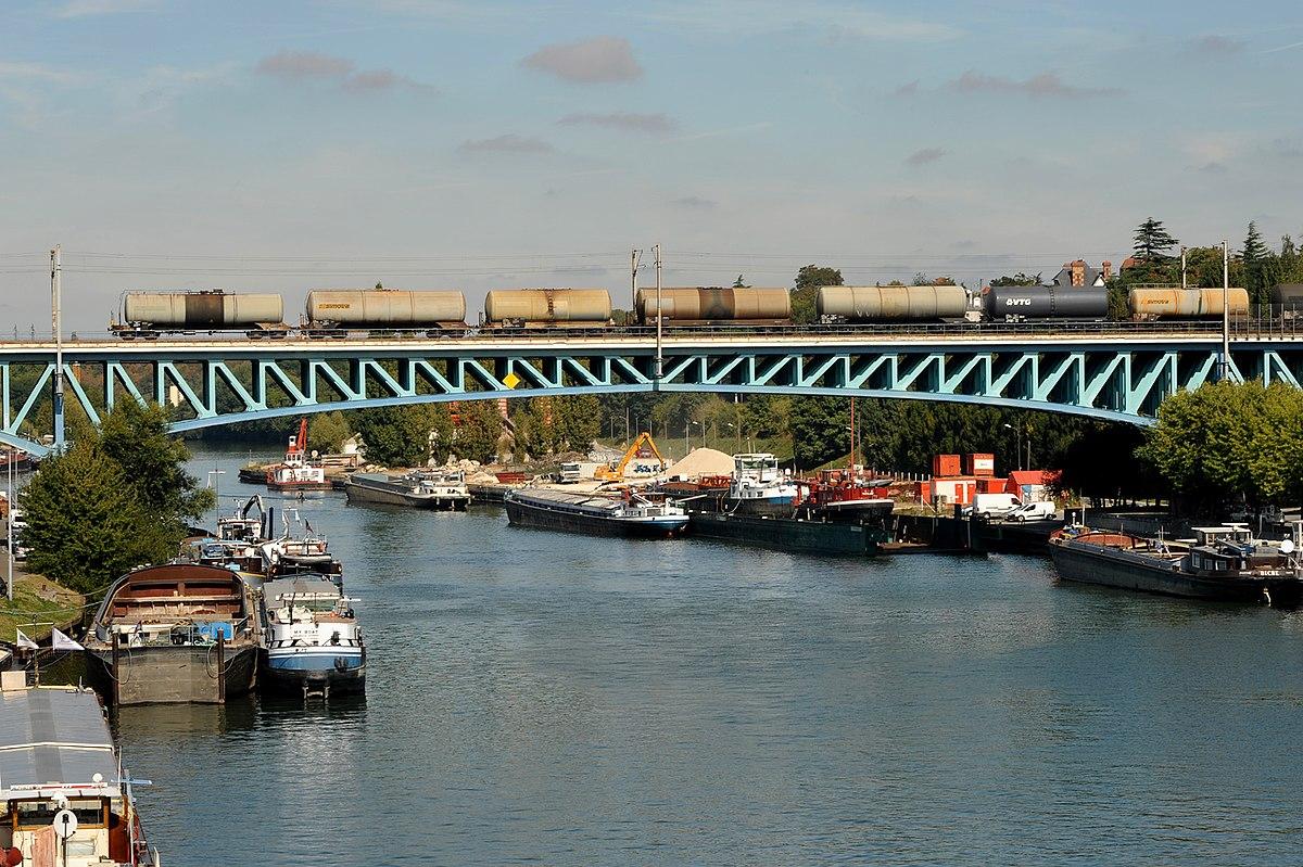 pont eiffel de conflans sainte honorine wikip 233 dia