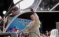Pope Francis Arrival Villamor Airbase 2.jpg