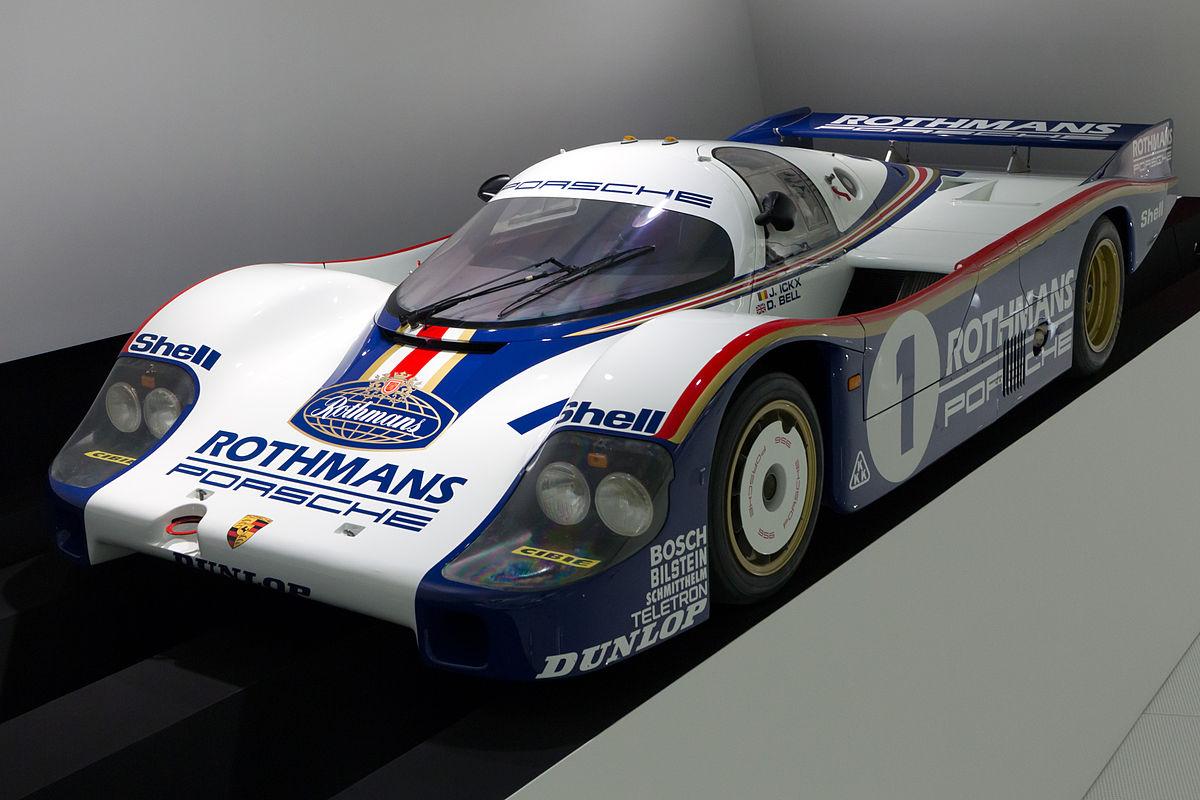 1982年ル・マン24時間レース優勝車