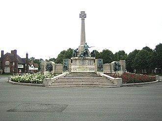 Port Sunlight War Memorial - Port Sunlight War Memorial