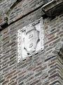 Porta San Bortolo, stemma araldico veneziano (Rovigo).JPG