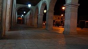 Colotlán - Portal (architecture) of colotlan
