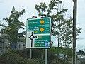 Portlaoise Abbeyleix Road Roadsign.JPG