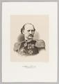 Porträtt av generalmajor Klas Fredrik Hugo Raab (1831-1881), 1881 - Skoklosters slott - 99501.tif