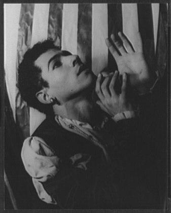 Portrait of Francisco Moncion, in Sebastian LCCN2004663346