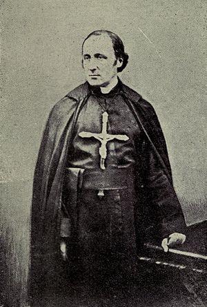 William Lockhart (priest) - Image: Portrait of William Lockhart