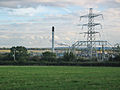 Power distribution station, Asfordby Industrial estate - geograph.org.uk - 68483.jpg