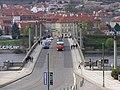 Praha, Mánesův most, východ 03.jpg