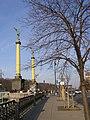 Praha, Staré Město, Dvořákovo nábřeží, most 01.jpg