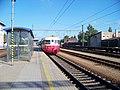 Praha-Uhříněves, vlak PP.jpg