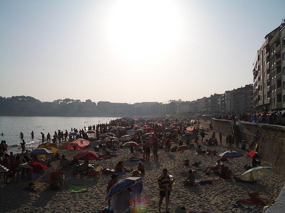 Praia de Silgar, Sanxenxo