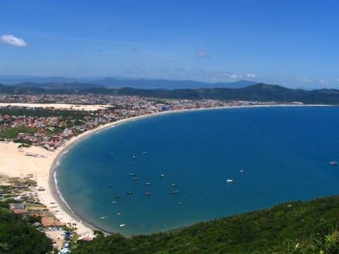 Praia dos Ingleses, Florianópolis (janeiro 2006)