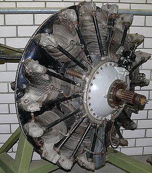 普惠R-1340发动机
